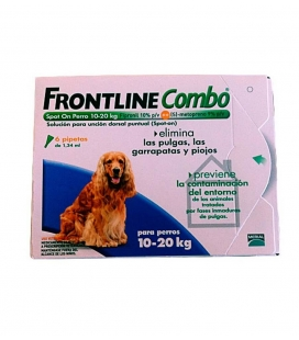 Frontline Combo 10- 20 Kg